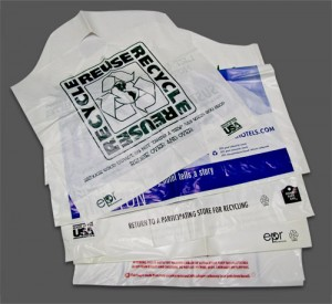 Biodegradable, Recycleable and Reuseable Plastic Bags